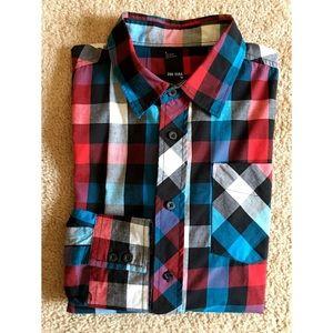 Zoo York Long Sleeve Shirt (Large)